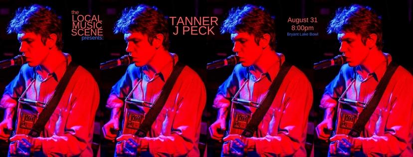 Tanner J Peck FB cover